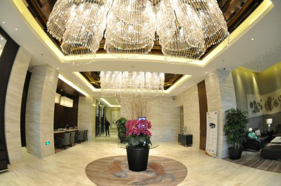 Lee Garden Service Apartment Beijing: Ingresso