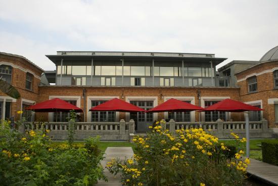 Le restaurant Meert de Roubaix - La Piscine