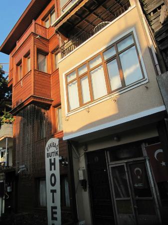 Eskibag Butik Hotel: Отель