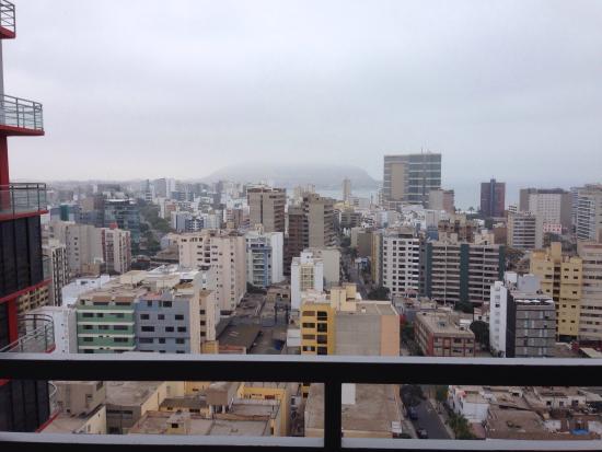 Thunderbird Hotels Fiesta Hotel & Casino: Excelente vista desde el Hotel