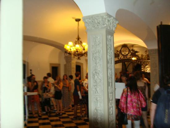 Museo Evita Restaurant & Bar: Interior