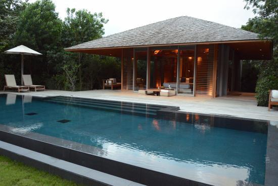 Amanyara: Pool pavilion