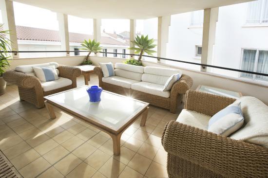 Cannes Croisette Prestige Apparthotel: 3 pièces Duplex terrasse