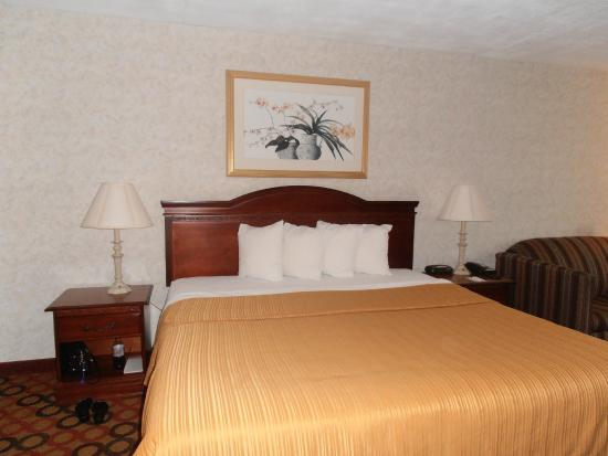 Quality Inn Enola - Harrisburg: Our Room 2