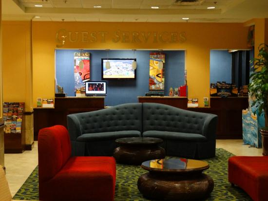 Holiday Inn Orlando SW - Celebration Area: guess information