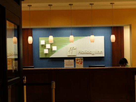 Holiday Inn Orlando SW - Celebration Area: la reception