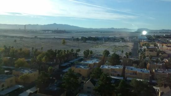 Wyndham Grand Desert: View from the Suite