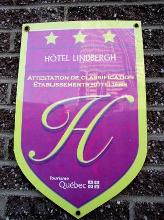 Lindbergh Hotel: A simple hotel