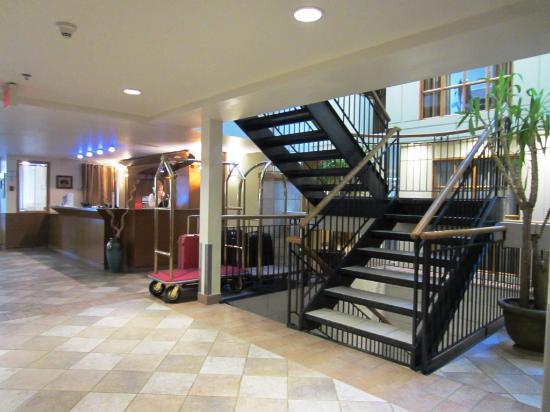 Lindbergh Hotel: Reception