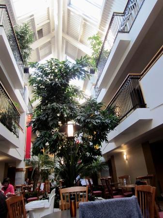 Lindbergh Hotel: Breakfast
