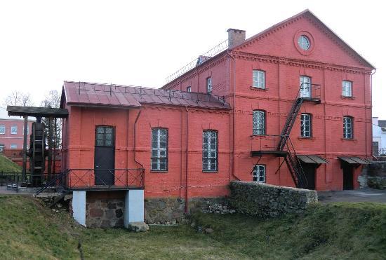 Ethnographic Museum Mlyn