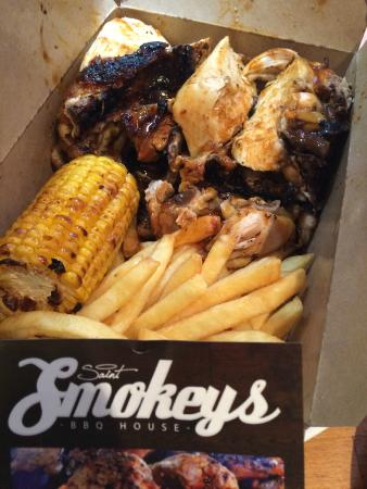 Saint Smokeys BBQ House