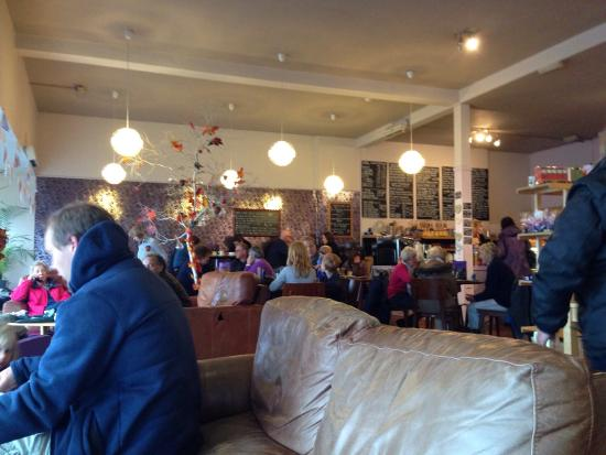Oban Chocolate Company: Café