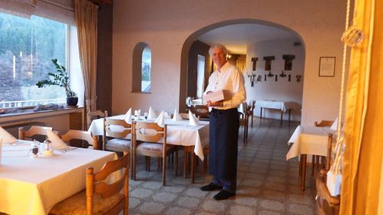 Hotel Haus Kylltal: Onze vriendelijke uitbater