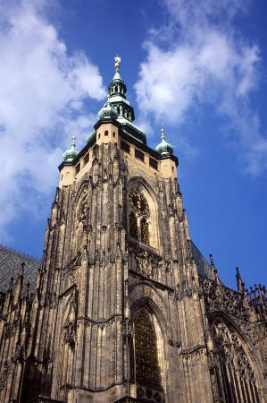 Discover Prague Tours : La cathédrale