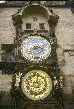 Discover Prague Tours : L'horloge astronomique