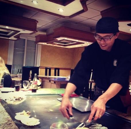 Restaurant Kabuki: Spectacle