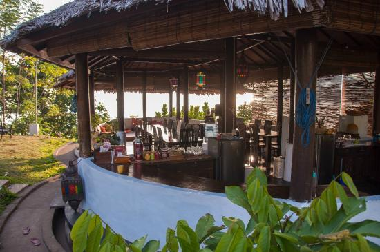 Bunaken Island Resort: Restaurant