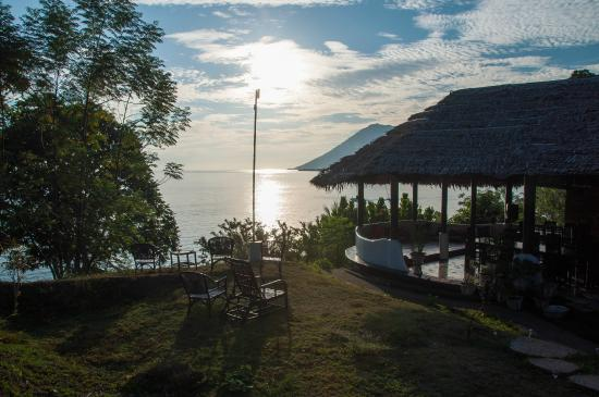 Bunaken Island Resort: Restaurant