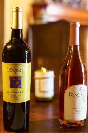 Avila La Fonda Hotel: A different featured wine poured each month!