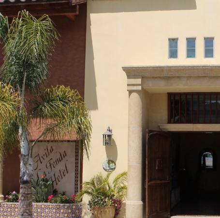 Avila La Fonda Hotel: Bienvenidos