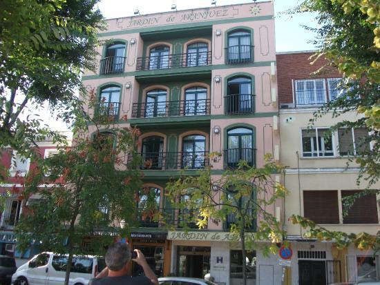 picture of hotel jardin de aranjuez aranjuez tripadvisor