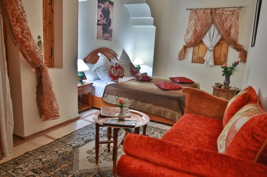 Riad Kalinka Lotus: Africa suite