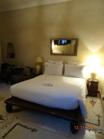 Riad Andalouse: chambre