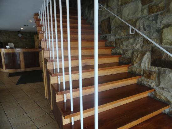 Chillicothe Inn : Lobby