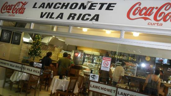 Lanchonete Vila Rica