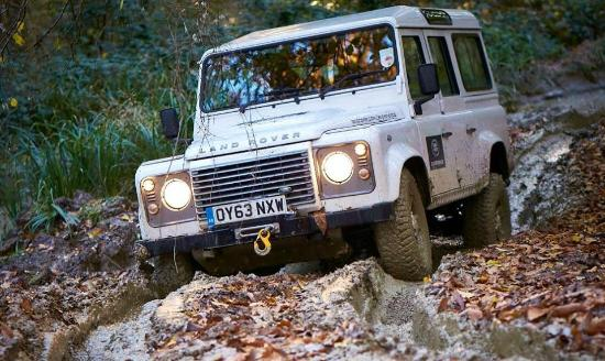 Land Rover Experience East of England