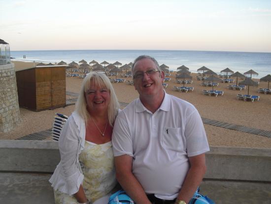 Mar a Vista: just us enjoying the sunshine