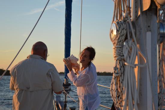 FantaSea Sailing: Laughing