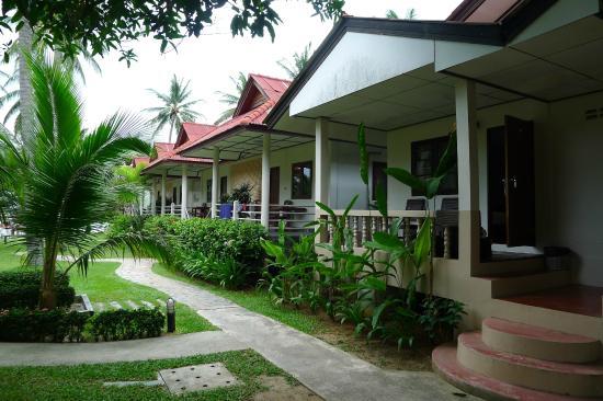 Thongtakian Resort: exterieur bungalow