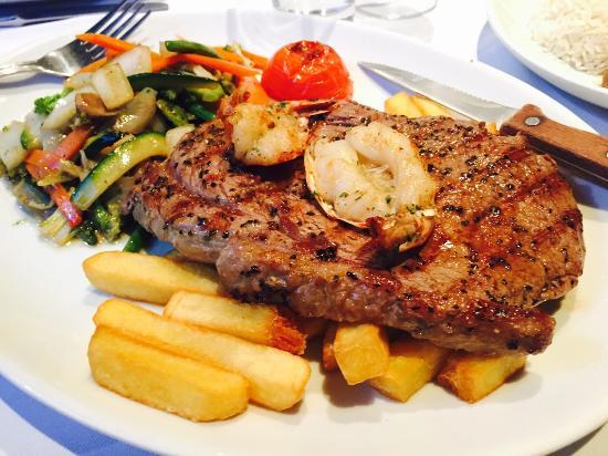 Sade Restaurant and Bar : Steak