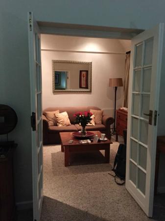 Wild Olive Guest House: Zimmeransicht