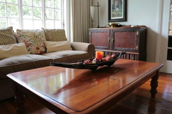 Wild Olive Guest House: Wohnzimmer
