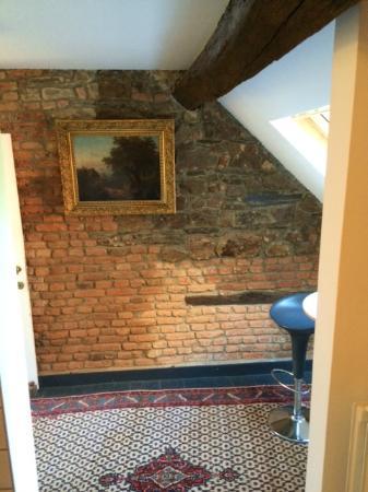 Chateau De Hodbomont : Room decoration