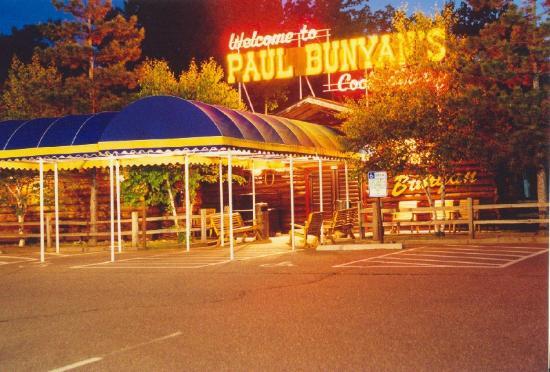 Paul Bunyan S Cook Shanty Restaurant Minocqua