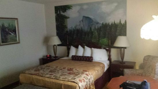 Comfort Inn Yosemite Area: Chambre