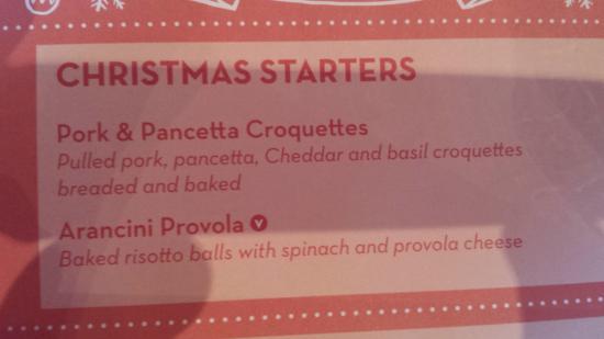 Pizza Express: Pancetta!