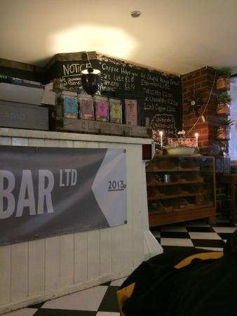 The mess-canteen+Bar: Notice..