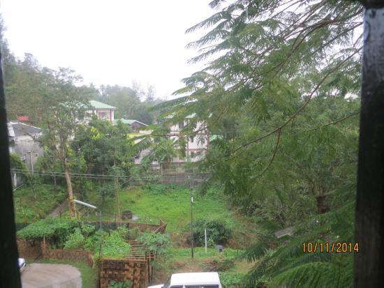 Hotel Rhishabh: City View from Room
