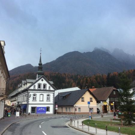 Kranjska Gora: Кранска Гора осень