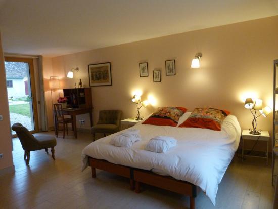 Louise de lavalli re format 1 lit single bed version for Tripadvisor chambre hote