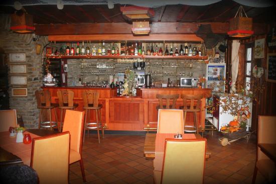 Domaine du Moulin d'Asselborn: Bar - brasserie