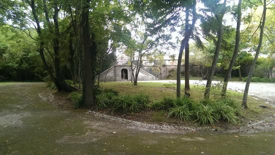 Tapada das Necessidades: The garden