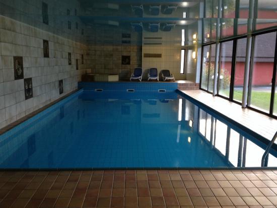 Au Bois le Sire: super piscine