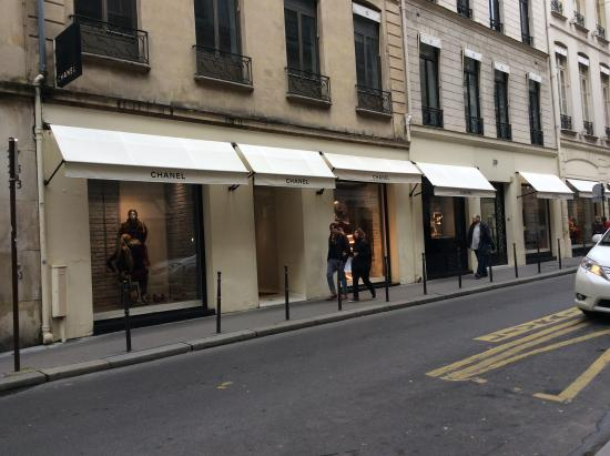 Picture of chanel paris tripadvisor for Chanel locations in paris