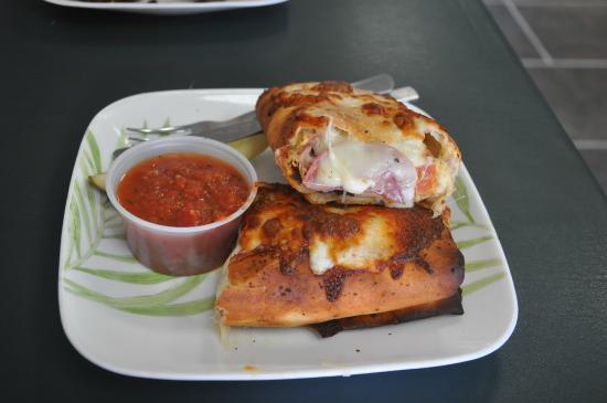 Pizza Hawaii of Hilo Inc. : The fantastic stromboli